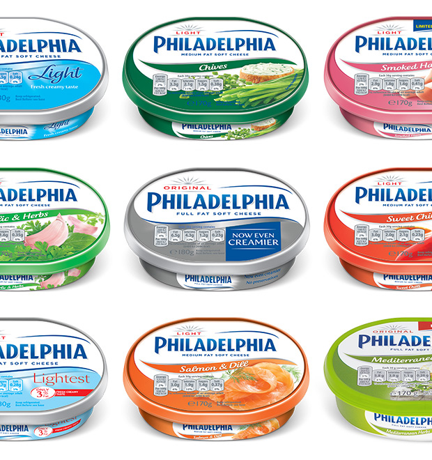 Philadelphia Soft Cream Cheese - Products and Recipes